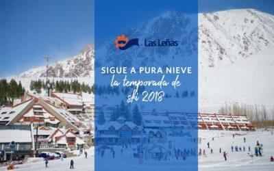 Sigue a Pura Nieve Las Leñas 2018