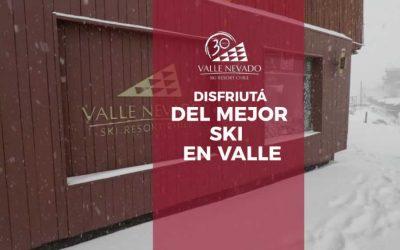 Valle Nevado. Promoción Vacaciones de Invierno
