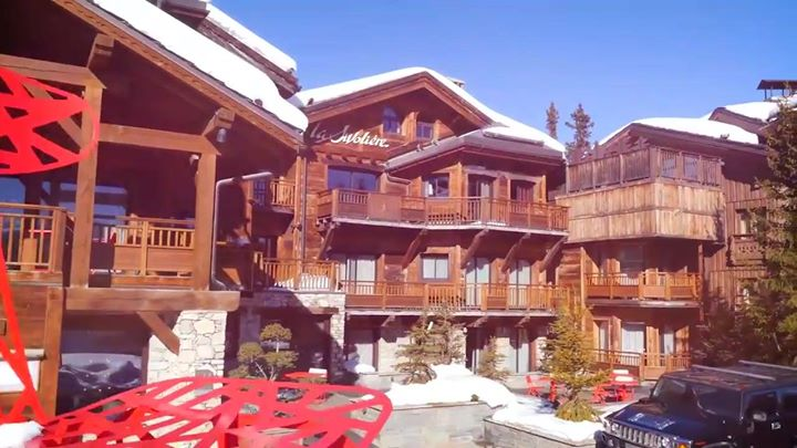 Hôtel La Sivolière en Courchevel Officiel, lo más lujoso de la nieve mundial en …