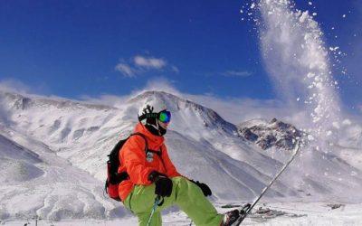#HOY Las Leñas Resort y una gran jornada de nieve! Agosto tiene excelentes prop…
