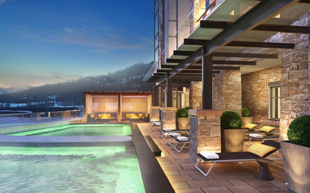 NUEVO LIMELIGHT SNOWMASS! La prestigiosa cadena de hoteles Limelight Hotel Snow…