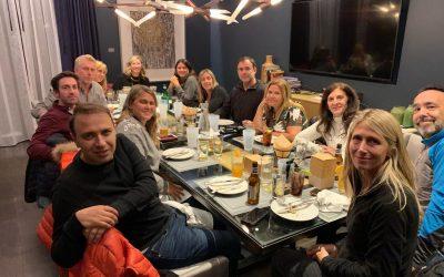 OTE SKI: FAM TOUR ASPEN 2019  Estamos en Colorado junto a los agentes de viajes…