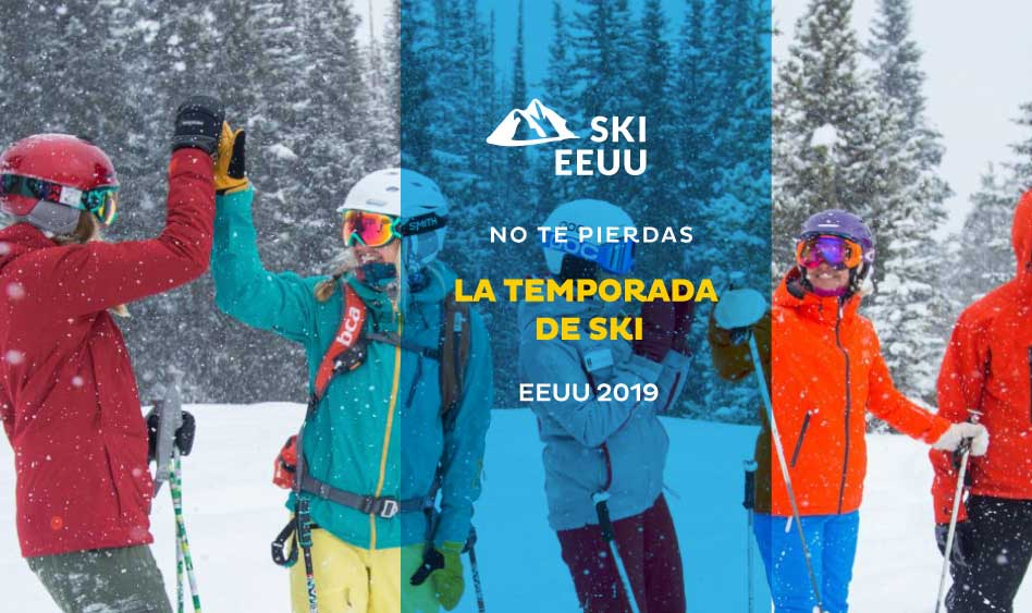 EEUU 2019. La Temporada de Ski