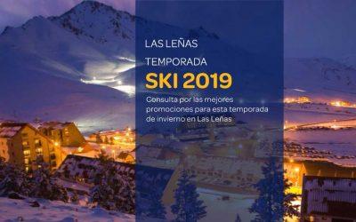 Las Leñas Ski 2019. Las mejores promociones