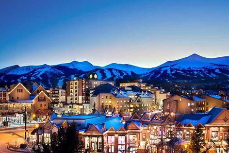 BRECKENRIDGE (VAIL – COLORADO) Breckenridge es un centro de esquí ubicado a 159k…