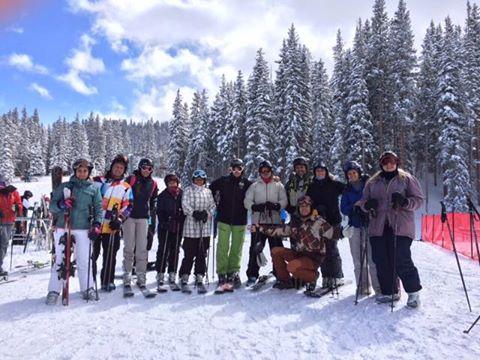 En 2016 cumplimos 13 años ininterrumpidos de salidas grupales de esquiadores a E…