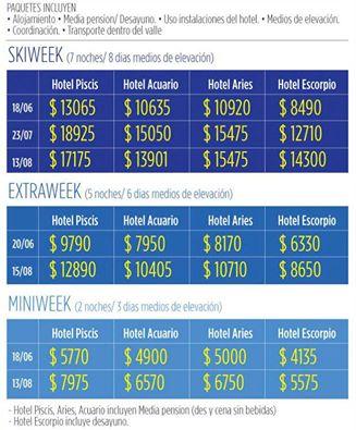 PRE VENTA LAS LEÑAS 2016!!  Hoteles hasta un 40% OFF reservando ahora!!! Pagá mu…