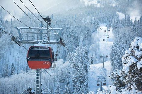 Ubicado en Park City, Utah, Canyons Resort es el centro más grande de la región …