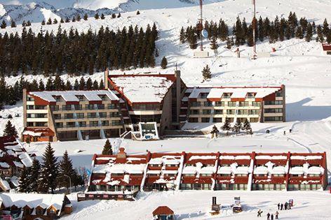 ¿Ya conoces el Hotel Piscis en Las Leñas Ski Resort?Hotel 5* ski in-ski out con…