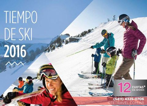 PROMOCIONES SKI EEUU MARZO/ABRIL 2016!!! Escapate a Aspen Snowmass,Vail,Heavenly…