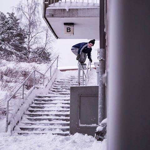 Te dijeron que ibas a un hotel ski in-ski out y terminaste haciendo estas piruet…