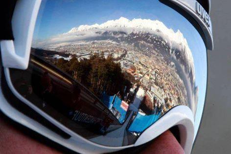 ¿Antiparras o anteojos? Cada esquiador tiene su costumbre y encuentra la comodid…