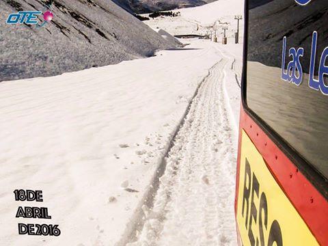 Las Leñas Ski Resort cubierto de nieve!!!! La Temporada 2016 cada día esta más c…