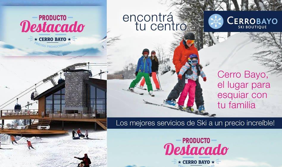 Cerro Bayo – Family Plan Menores Pases FREE!