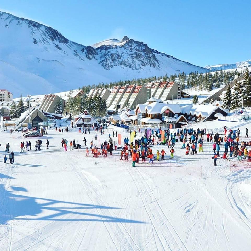 #lasleñas disfruta una Temporada 2016 increíble, con muchísima nieve y lo mejor…