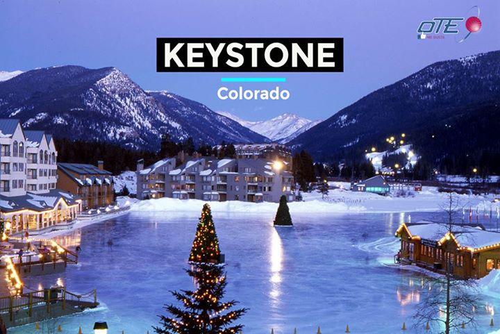 Keystone Resort cuenta con la montaña más extensa de EEUU, con pistas para todos…