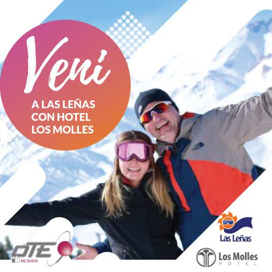 Venía a esquiar a Las Leñas con Hotel Los Molles! ⠀ Consultá con OTE SKI por tu …