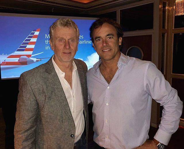 American Airlines realizó en un exclusivo evento en  #galatango para anunciar su…