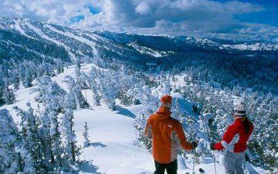 #top10 Beneficios del ski!  #8 Disminuye la ansiedad: Practicar ski relaja y d…