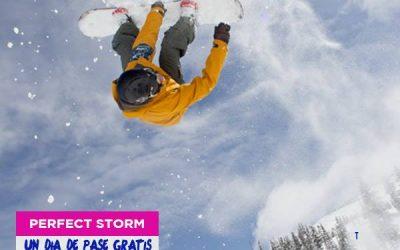 Perfect Storm: Comprando un mínimo de 4 días de medios de elevación en Aspen Sno…