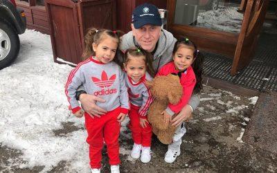 """Algún día estás tres princesitas de @cinthia_fernandez_ dirán.""""Mi primer tempora…"""