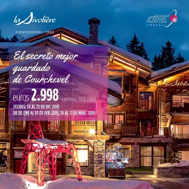 Hôtel La Sivolière en Courchevel Officiel 🇲🇫/ Ski de lujo en el dominio esquiabl…