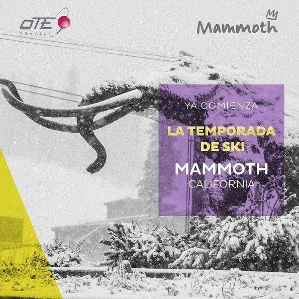 Conocé el maravilloso Mammoth Mountain, el centro de esquí más importante de Cal…