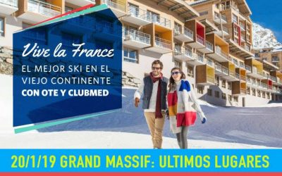 Viví el mejor ski del mundo en Francia   Club Med Grand Massif – All Inclusive  …
