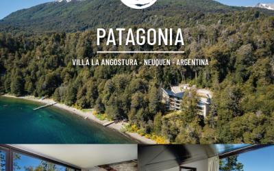 CALFUCO WINE HOTEL & SPA   CONOCÉ EL NUEVO HOTEL BOUTIQUE EN VILLA LA ANGOSTURA!…