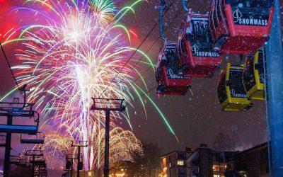 Aspen Snowmass recibió el 2019 a pura nieve y fuegos artificiales  La temporada …