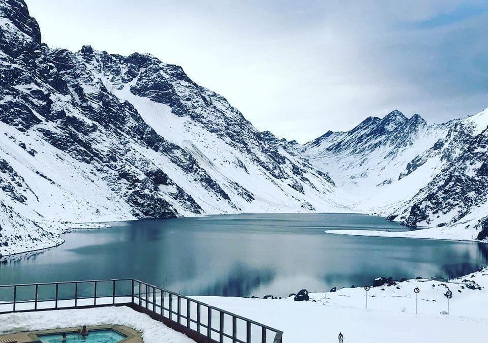 #PORTILLO  Ya estamos con el grupo del FAM TOUR en Ski Portillo Chile para disf…