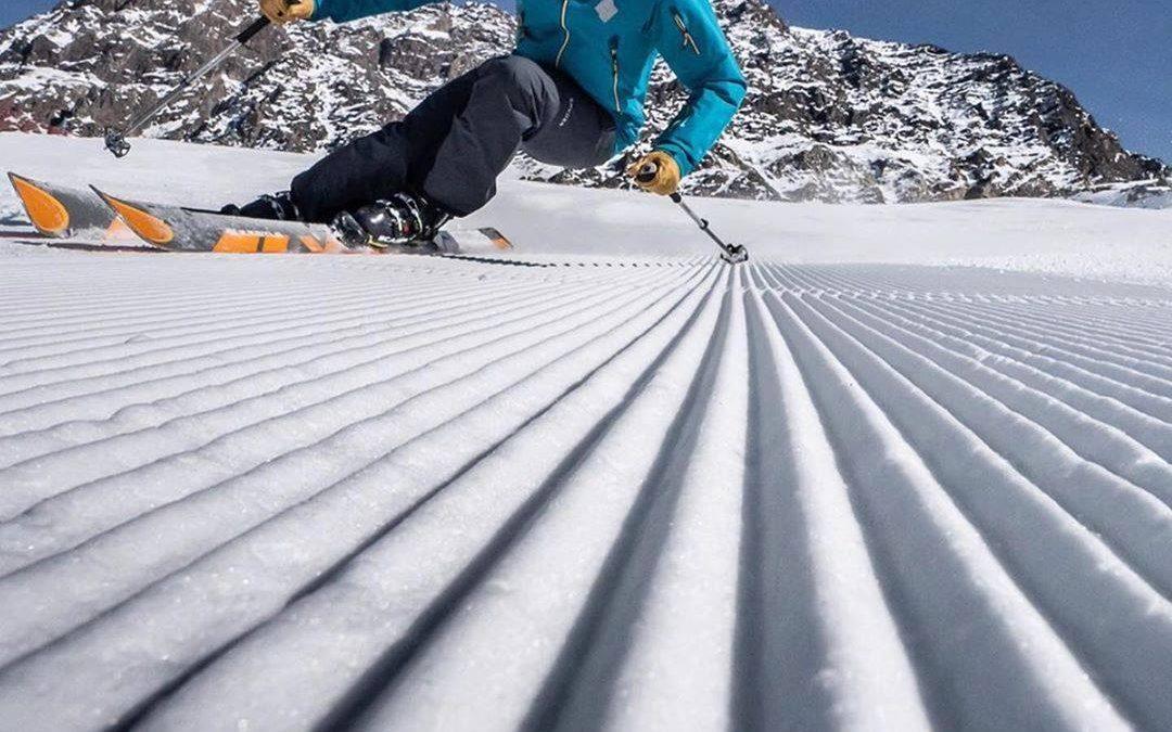 Así se vive el viernes en Ski Portillo Chile Este centro de ski boutique ubicad…