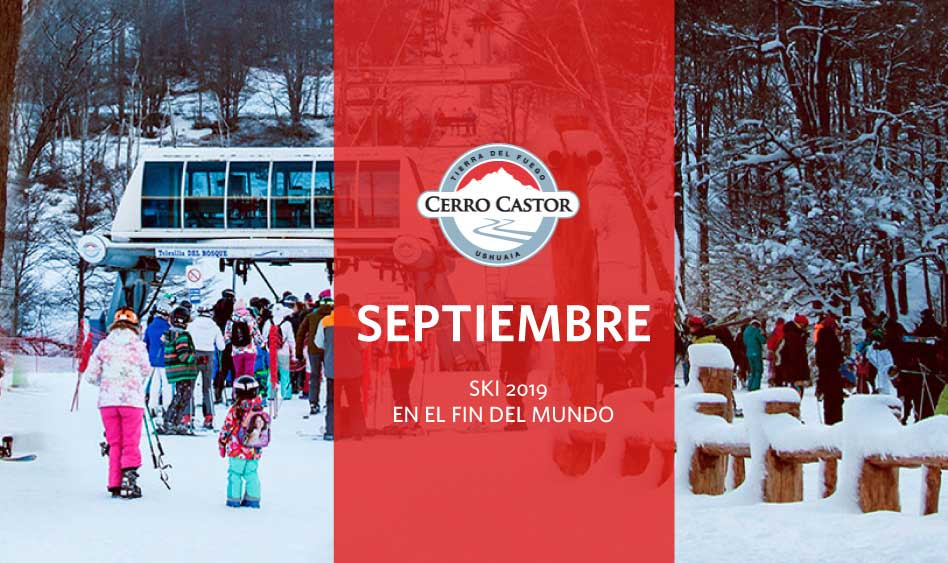 Cerro Castor Septiembre 2019