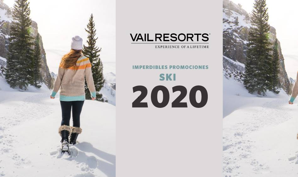 Vail Resorts Ski 2020