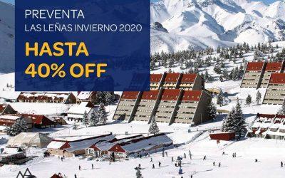 #LasLeñas2020 Pre venta con #OTESKI 40%OFF Skiweek  Hotel Piscis desde $43210 x …