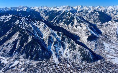 Los centros de esquí de todo el mundo permanecen cerrados a causa de la pandemia…