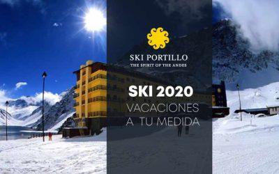 Ski Portillo 2020 – Vacaciones a tu medida