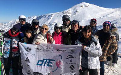 La foto pertenece al FAM TOUR 2019 que realizamos en #ValleNevado y #Portillo, d…