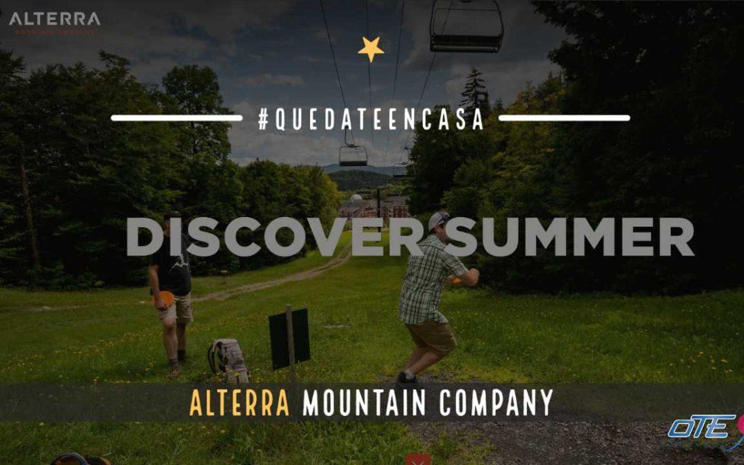 Alterra Mountain Company – Charla por ZOOM #quedateencasa