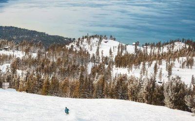 ¿Te imaginas por qué razón este paraíso se llama Heavenly Mountain?   Esquiá en …