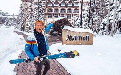 La temporada 2021 se acerca en Colorado, EEUU, y el asombroso Vail Marriot ofrec…
