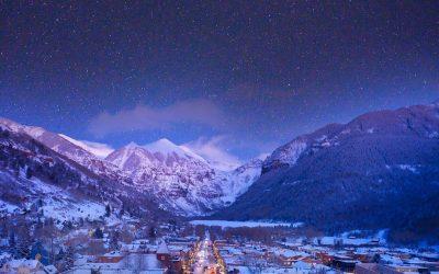 Telluride Ski Resort situado en las famosas Rocky Mountains, es una de las monta…