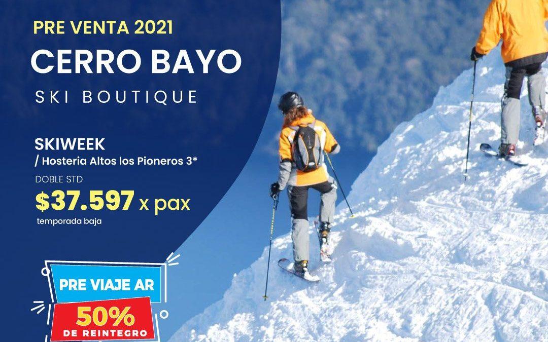 La pre venta 2021 se largó con todo en Argentina, con el gran incentivo del #pre…