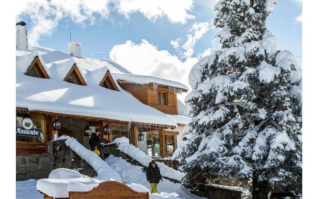 Este invierno 2021 viví la experiencia #PireHue en Bariloche de la mano de OTE …