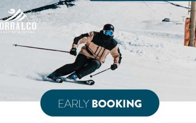Corralco Early Booking – Hasta 40% OFF