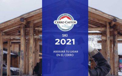 Cerro Castor Ski 2021