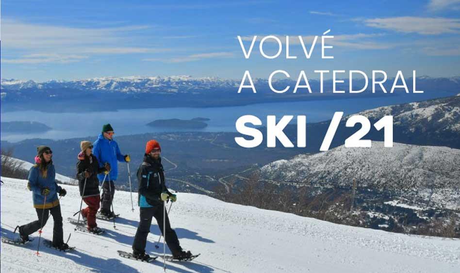 Catedral Ski 2021
