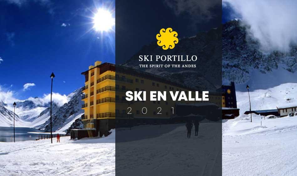 Ski Portillo 2021